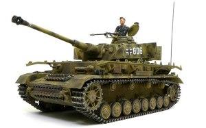 ドイツ・4号戦車J型 1/35 タミヤ