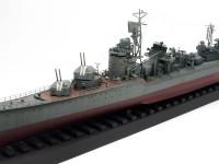 日本海軍・駆逐艦 秋月 1944年 1/350 モノクローム