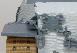 試作重戦車VK.45.02(P)V シャックル