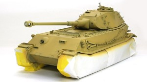 試作重戦車VK.45.02(P)H 基本塗装