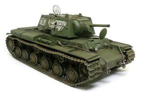 ソビエト重戦車・KV-1'sエクラナミ 1/35 トランペッター