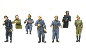 ロシア戦車兵 1/35 トライスター