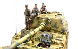 ドイツ武装親衛隊・戦車兵 LHA師団 1/35 ドラゴン