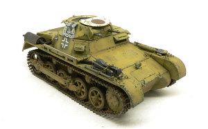 ドイツ・1号戦車A初期型 1/35 ドラゴン