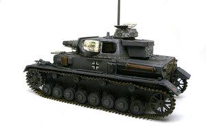 4号潜水戦車D型 仕上げ
