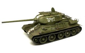 ソビエト戦車・T-34/85 1944年型 1/35 ドラゴン