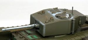 チャーチルMk.3 砲塔の組立て