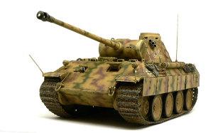 ドイツ・5号戦車 パンターD型 1/35 ドラゴン