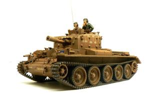 イギリス・巡航戦車セントーMk.4 1/35 タミヤ