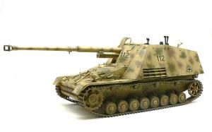 ドイツ・8.8cm対戦車自走砲ナスホルン 1/35 ドラゴン