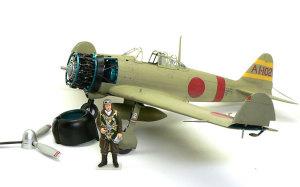三菱・零式艦上戦闘機21型 1/32 タミヤ