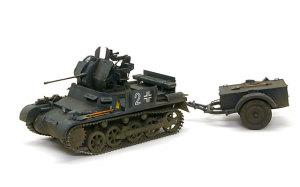 ドイツ・1号対空戦車A型 1/35 トライスター