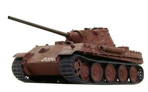 ドイツ・5号戦車パンターF型 1/35 サイバーホビー