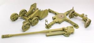 12.8cm野砲K44[ラインメタル]
