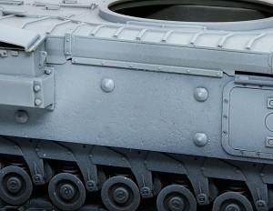 チャーチルMk.3 圧延鋼板の荒れ