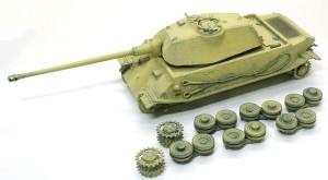 試作重戦車VK.45.02(P)V 基本塗装