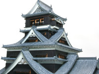 神瞰・熊本城 1/144 GSIクレオス