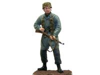 モンテ・カッシーノ(イタリア戦線)1944年の降下猟兵です。北上してくるアメリカ軍を相手に活躍しました。