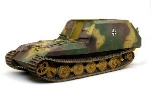 ドイツ・兵装運搬車輌グリレ17 1/35 トランペッター