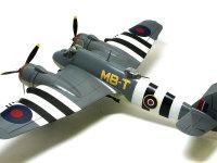 ボーファイターのうち、TF.Mk.10は魚雷などを積んで、艦船の攻撃に使われました。