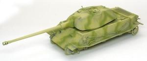 試作重戦車VK.45.02(P)V 迷彩塗装