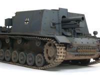 全面の装甲はかなり強化されており、防御力もアップしています。