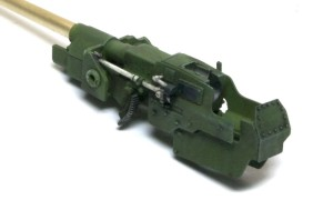 T-34/76 第112工場 主砲の76.2mm砲