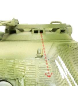 試作重戦車VK.45.02(P)V 直接照準器
