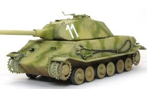 試作重戦車VK.45.02(P)V デカール貼り