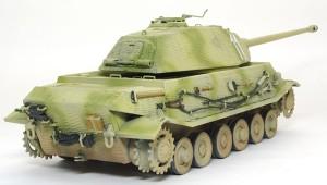 試作重戦車VK.45.02(P)V OVMの塗分け