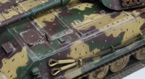 試作重戦車VK.45.02(P)H 土埃