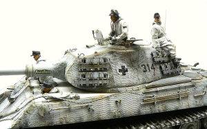 ドイツ戦車兵 1943年冬 1/35 ミニアート
