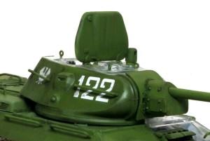 T-34/76 第112工場 砲塔の反対側は塗装