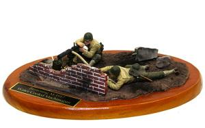 ブローニングM-1917水冷機関銃チーム 1/35 タミヤ
