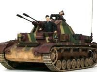 実際には試作車両が2輌作られたのみですが、どうやら実戦に出たという噂がチラホラ…