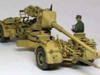 これだけ砲身が長いとバランスが悪かったでしょうね。キングタイガーの砲塔なんかは、この砲身とバランスを取るために、無駄に後ろに長いですからね。