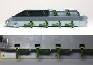 T34/76 だい112工場 サスペンションの組立て