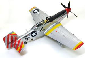 ノースアメリカン・P-51Dマスタング4