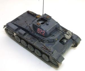 ドイツ・2号戦車B型 1/35 ドラゴン