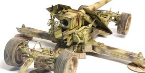 12.8cm野砲K44