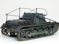1号B型指揮戦車 1/35 ドラゴン
