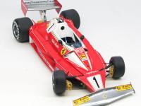 フェラーリ・312T2 1976年日本GP 1/20 ハセガワ