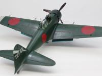 日本海軍・零式艦上戦闘機52型 永遠の0 1/48 タミヤ