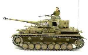 4号戦車J型 履帯の組立てで大失敗