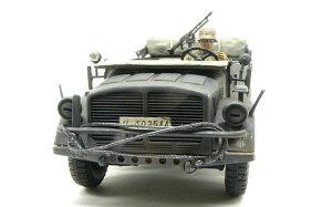 ドイツ・大型軍用乗用車 ホルヒ・タイプ1a 1/35 タミヤ