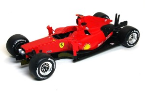フェラーリ・F60 エンジンカウルjはやむなく接着(T_T)