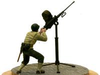 ヨーロッパでは早々とドイツ軍は制空権を失っていましたから、対空砲はあまり活躍する機会がなかったでしょうね。それでも連合軍兵士はタイガー戦車よりもスツーカ急降下爆撃機の方が怖かったらしいですからね。