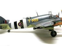 非常に大柄な機体なのですが、元々は戦闘機として開発されたそうです。