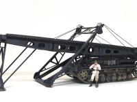 それにしても4号架橋戦車って大きいですよね。まぁ、これが橋のパーツになるのですから、当然ですけどね。