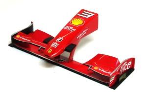 フェラーリ・F60 フロントウイング